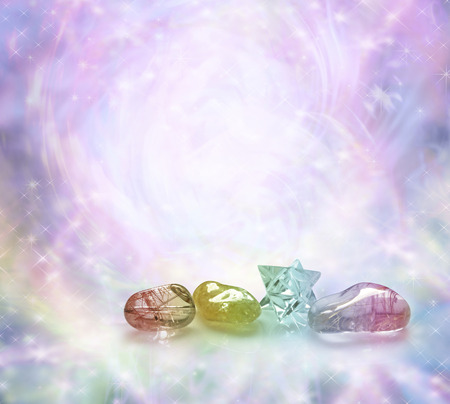 Cosmic Healing Crystals   photo
