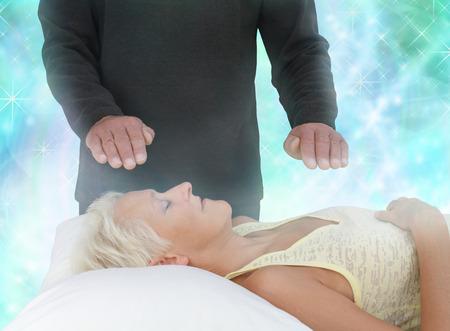 energy healing: Channeling Guarigione Energia