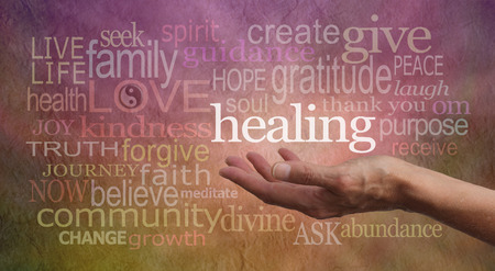complementary therapy: High Resonance Healing Words