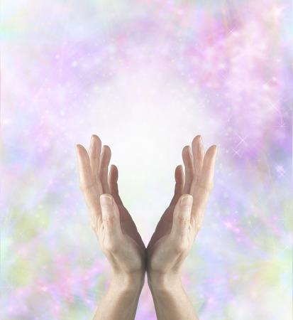 穏やかな癒しのエネルギー