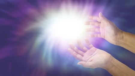 universal love: Sanador con Intense Energy Field