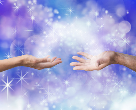 distant healing: Soulmates Sharing Energy
