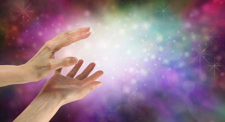universal healer: Beautiful Healing Energy Field