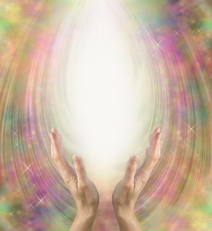 universal love: Energ�a curativa Angelic