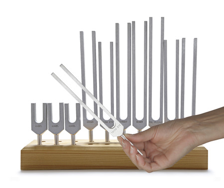 resonate: Using Sound Healing Tuning Forks
