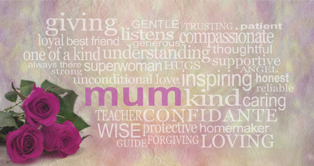 mothering: Beautiful Words For Every Mum
