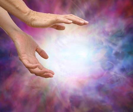 Sensing Reiki Energy photo
