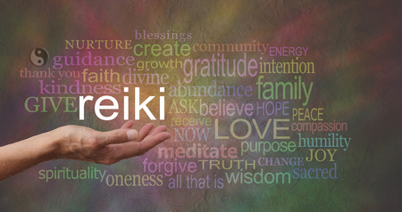 Sharing Reiki Words of Wisdom
