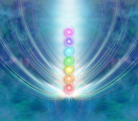 mindfulness: De zeven chakra's