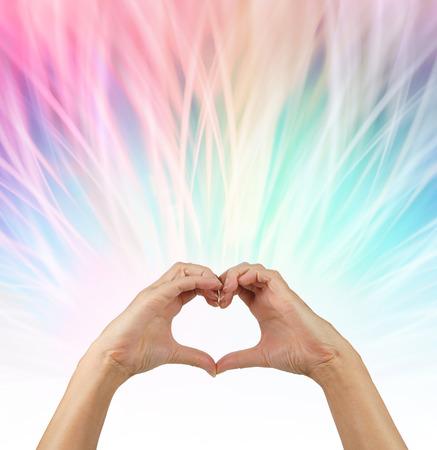 universal love: Envío de amor a cabo
