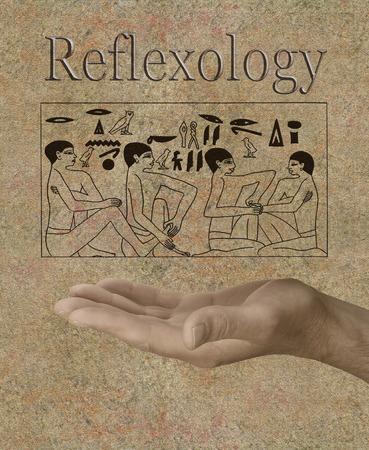 reflexology: Reflexology depicted in Ancient Egyptian Hieroglyphics