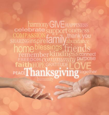 祝う: Celebrate Thanksgiving Together