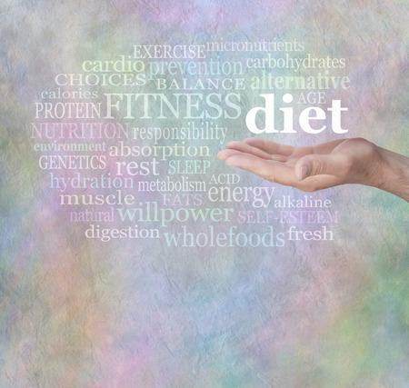 diet healthy: Adoptar una dieta saludable