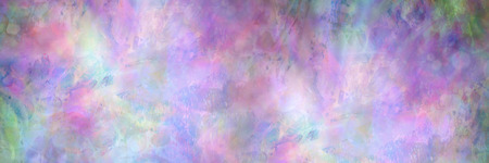 Beautiful multicoloured rustic ethereal wide background