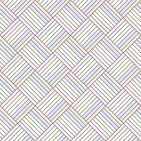 Vector seamless pattern. Modern stylish texture. Abstract stripped geometric background