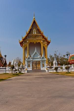 nonthaburi:  Chapel Stock Photo
