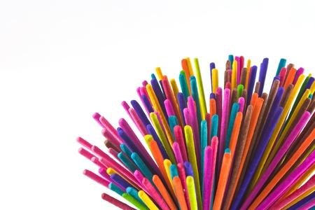 Incense Multicolored For the temple Stock Photo - 9793554