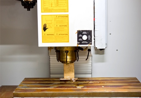 cnc machine photo