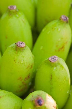 unblemished: banana