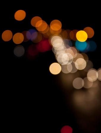 bokeh blurred out of focus background photo