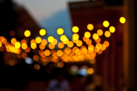 bokeh blurred out of focus background Stock Photo - 18107311