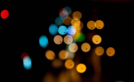 bokeh blurred out of focus background Stock Photo - 18446465