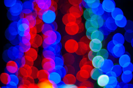 out of focus: bokeh blurred out of focus background