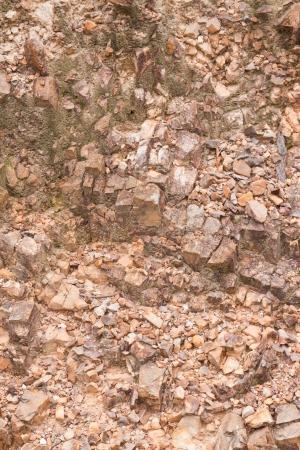 anasazi: Stone and clay hillside
