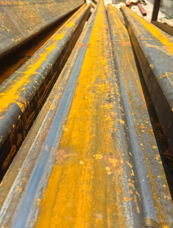 Background of iron and steel  Stock Photo - 21762462