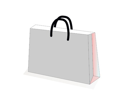Shopping bag icons  photo