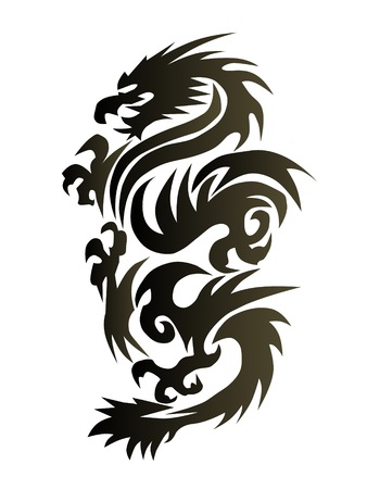 dragon  Ilustrace