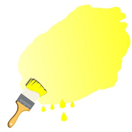 redecorate: Sign paint brush