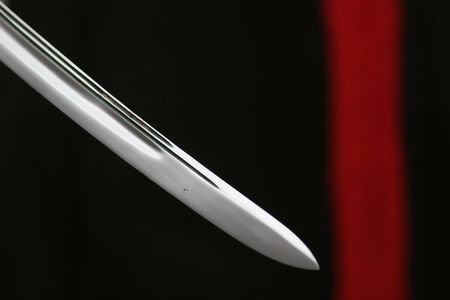 Abstract sword photo