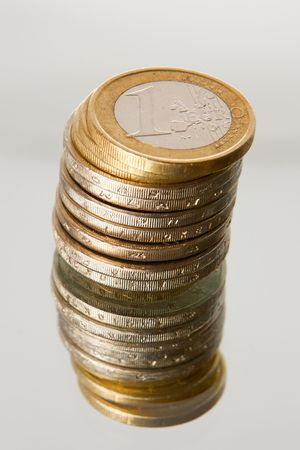 rouleau: Rouleau of coins