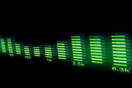 vibrations: Graphic equalizer 3d