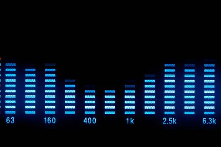 Graphic equalizer Stock Photo - 4148524