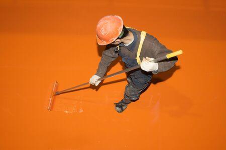 riesgo quimico: colourer en el trabajo