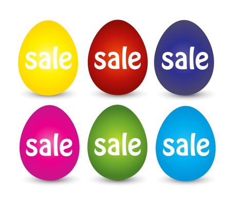 easter sale Stock Photo - 4543474