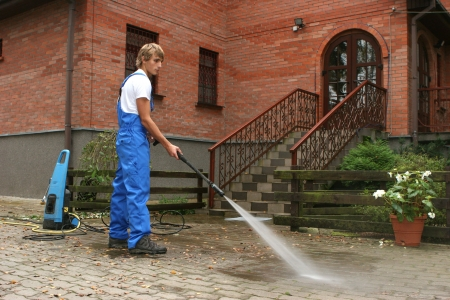 professional cleaning Stock Photo - 4586244