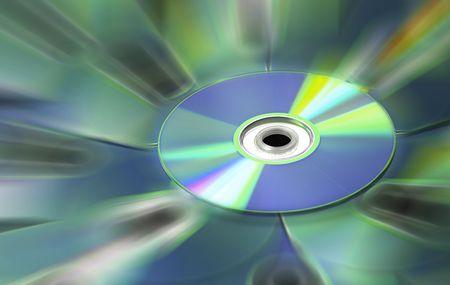 bluray: blu-ray disc Stock Photo