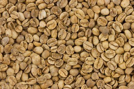 unroasted: Unroasted coffee texture