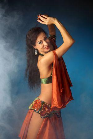 belly dancer photo