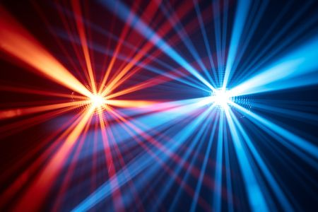 laser lights: disco lights background