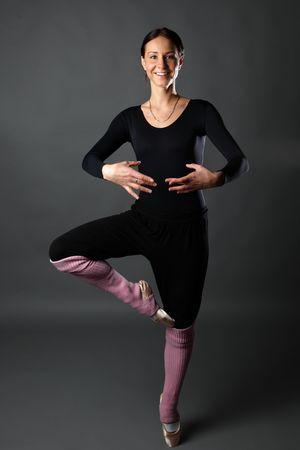 ballet dancer Stock Photo - 6068745
