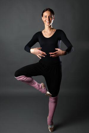 ballet dancer Stock Photo - 6068745