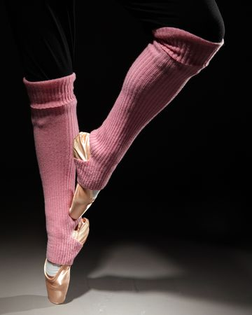foots of ballet dancer Stock Photo - 6069047