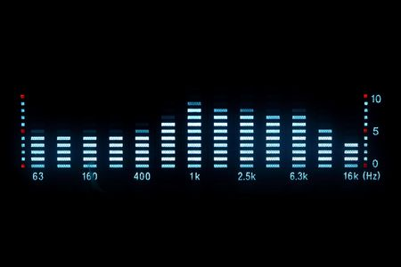 music waveform Stock Photo - 6347513