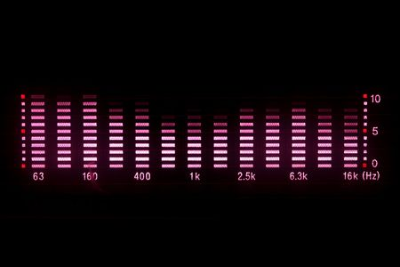 music waveform Stock Photo - 6347477