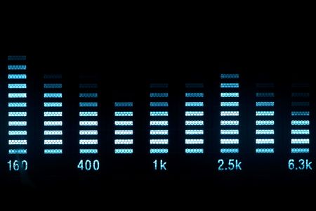 music waveform Stock Photo - 6347486