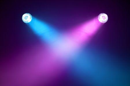 taschenlampe: Disco-Lichter